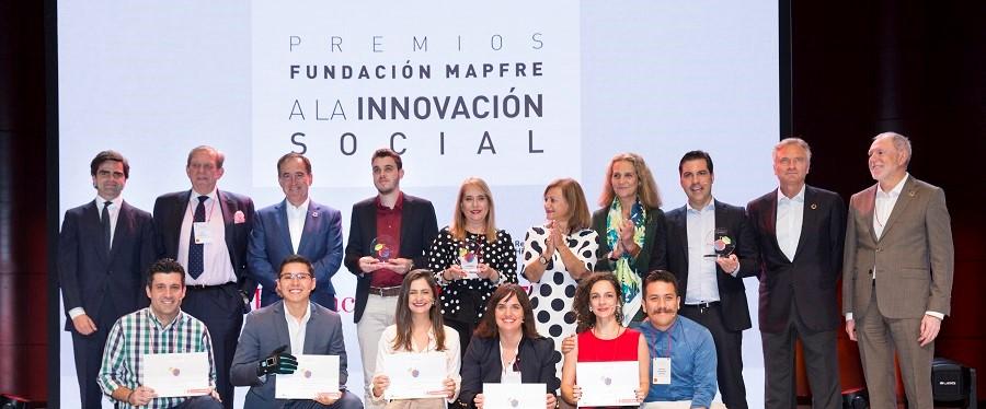 Inscrições abertas para 3ª edição dos Prêmios Fundación MAPFRE à Inovação Social